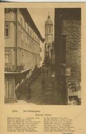 Jena V. 1930  Die Rathausgasse  (53869) - Jena