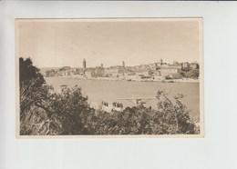 HIDRO AIRPLANE Rab Used 1929 Postcard (st423) - Croatia