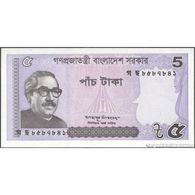 TWN - BANGLADESH 64 - 5 Taka 2016 Various Prefixes UNC - Bangladesh