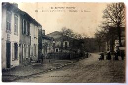 Environs De Pont-a-mousson - Champey - La Douane - Pont A Mousson