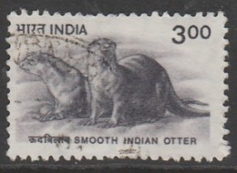 India 2000 Wildlife 3.00 R Multicoloured SW 1774 O Used - India
