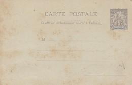 ENTERO ENTIERS NOUVELLE CALEDONIE ET INDEPENDANCES CIRCA 1900's - BLEUP - Postwaardestukken