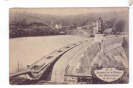 JALHAY Souvenir De La GILEPPE Barrage Vue Panoramique - Jalhay