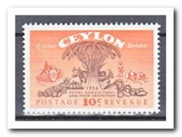 Ceylon 1955, Postfris MNH, Agriculture And Food Exhibition, Colombo - Sri Lanka (Ceylon) (1948-...)