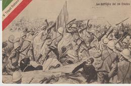 461-Tripoli-Libia-Africa-ex Colonie Italiane-Militaria-Guerra Italo-Turca-Battaglia Del 26 Ottobre X Estero-Olanda - Libya