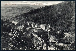B5583 - Glashütte - Partie Am Müglitztal - Fabrik - Robert Schubert - Glashütte