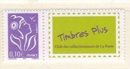 Timbre France Neufs - N° 3916 A Personnalisé - Adhésifs (autocollants)