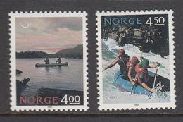 Norway MNH Michel Nr 1123/24 From 1993 / Catw 3.00 EUR - Noorwegen