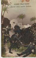 464-Tripoli-Libia-Africa-ex Colonie Italiane-Militaria-Guerra Italo-Turca-Ricordo Della Madre Lontana - Libya