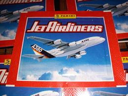 Jet Arliners Bustina Con Figurine Edizione Tedesca Panini - Panini
