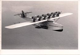 Aviation - Hydravion Dornier DO-X - Aviation