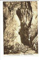 CPA - Carte Postale - Belgique - Remouchamps - Sa Grotte - Le Manteau D'Hermine-S1871 - Aywaille