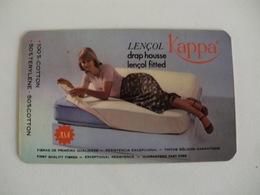 Lençol Kappa Da ASA Sexy Girl Portugal Portuguese Pocket Calendar 1978/1979 - Calendars