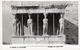 Athens - The Caryatides - Greece