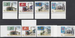 CUBA EUROPA STAMP On STAMP,CATHEDRAL, Sc 4540-4543 PERF & IMPERF MNH 2005 - Cuba