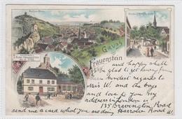 Gruss Aus Frauenstein - Frauenstein (Erzgeb.)