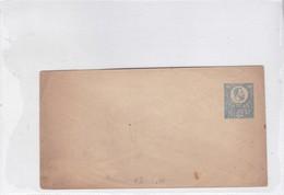 ENTIERS ENTERO ENVELOPE UNCIRCULATED CIRCA 1900's-BLEUP - Postal Stationery