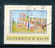 ÖSTERREICH Personalisierte Briefmarken - Used - Österreich