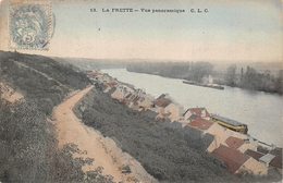 La Frette Sur Seine Péniche Péniches Canton Herblay - La Frette-sur-Seine