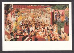PE102/ James ENSOR, *L'Entrée Du Christ à Bruxelles - De Intrede Van Christus In Brussel*, Paul Getty Museum - Pittura & Quadri