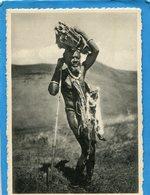 CONGO-KIVU- Vieil Indigène  Banya Bongo --Gros Plan -années 30-40--édition Nels - Congo Belge - Autres