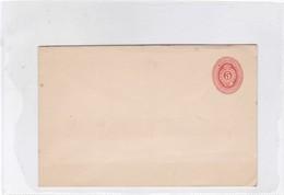 ENTIER ENTERO  ENVELOPE MAGYAR KIR ORANGE COLOR UNCIRCULATED HONGRIE CIRCA 1900's-BLEUP - Postal Stationery