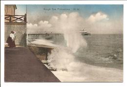 Folkestone - Rough Sea - Folkestone