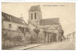 SAINT OUEN L'AUMONE - L'Eglise - Saint-Ouen-l'Aumône