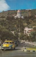 Postcard Haifa Uno Avenue Israel By Palphot My Ref  B12355 - Israel