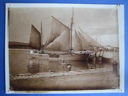 3 Photos Amateur Port De Saint Gilles Croix De Vie-Vendée 85 - Boats