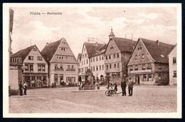 B5600 - Nidda - Markt - D. Stork - Wetterau - Kreis