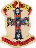 Guns N Roses - Autocollants