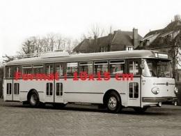 Reproduction D'une Photographie D'un Bus Henschel HS 160 - Reproductions