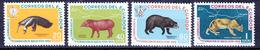 ECUADOR  1960  DOMESTIC ANIMALS  SET MNH - Ecuador