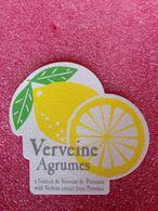 L'OCCITANE   VERBENA VEREINE AGRUMES - Perfume Cards