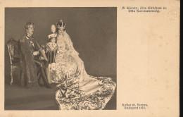 Hongrie -- Karoly , Zita Kiralyne Es Otto Koronaherceg - Hungary