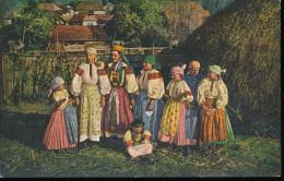 Hongrie --  Torockoi Leanyok -- Torockoer Madchen - Hungary