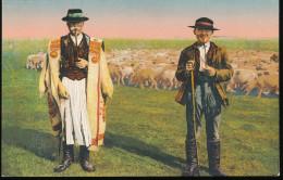 Hongrie --  Juhaszok -- Schafhirten - Hungary
