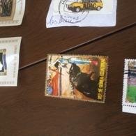 GUINEA IL TORERO - Stamps