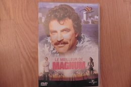 DVD Le Meilleur De Magnum - Best-of Coffret 2 DVD 6 Episodes - Tom Selleck - Séries Et Programmes TV