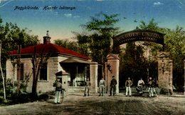 HONGRIE - NAGYKIKINDA - HUSZAR LAKTANYA      Serbien Serbia Srbija - Hungría