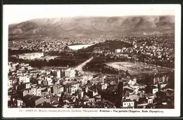 AK Athènes / Athen, Vue Partielle, Zappeion, Olymp. Stadion - Greece
