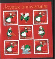 France 2005 Bloc Feuillet N° 83 Neuf Anniversaire à La Faciale - Neufs