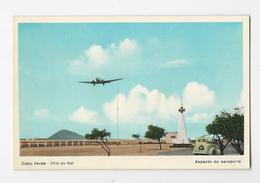 Cabo Verde * Ilha Do Sal * Aspecto Do Aeroporte - Cape Verde