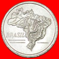 # MAP: BRAZIL ★ 20 CRUZEIROS 1965 MINT LUSTER! LOW START ★ NO RESERVE! - Brasilien