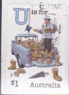 2017. AUSTRALIAN DECIMAL Fair Dinkum Aussie Alphabet $1. U Is For...P&S. FU. - 2010-... Elizabeth II