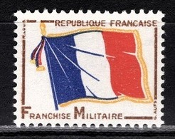 FRANCE  1946 / 1991 - Y.T. N° 13  - FM NEUF** - Franchise Militaire (timbres)