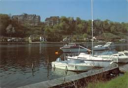 CPM - 91 - LE COUDRAY-MONTCEAUX - Les Terrasses Vues De La Seine - Mennecy