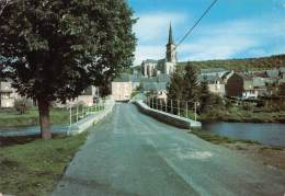 CPM - TREIGNES S/VIROIN - Le Pont - Viroinval