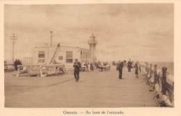 OSTENDE - Au Bout De L'estacade - Oostende